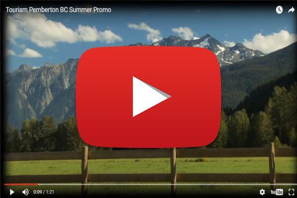 Pemberton BC Canada Videos